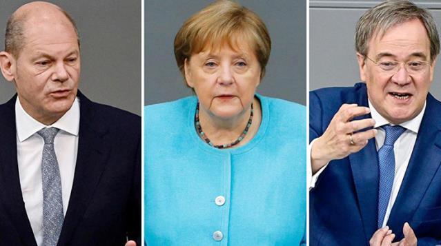 """Merkel'in veliahtı """"Türk Armin"""" kaybetti"""