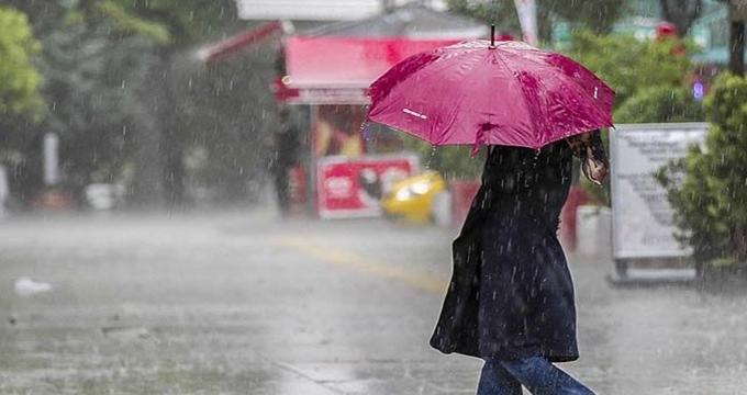 Meteoroloji, 5 gün sürecek olan yağışlar için uyarıda bulundu