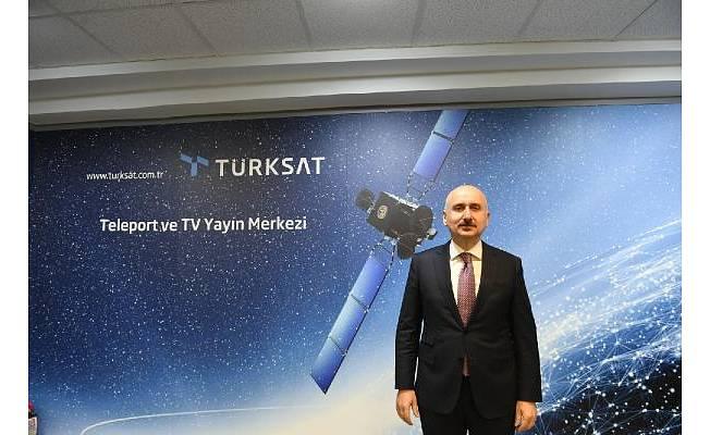 Türkiye'nin ilk milli haberleşme uydusu Türksat-6A'yı 'SpaceX' fırlatacak