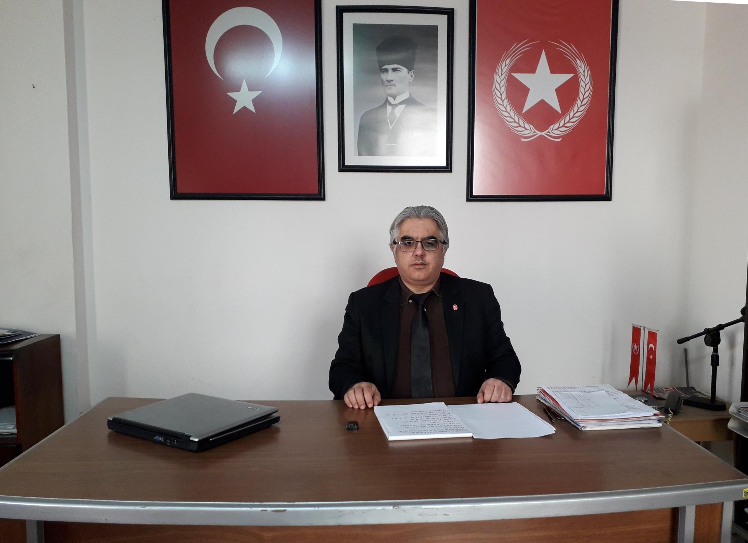 """Vatan Partisi Alanya ilçe Başkanı Evren Kurtoğlu; """"Barınma Öğrencinin Temel Hakkıdır"""""""