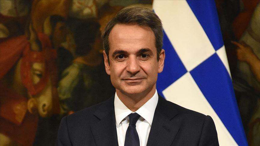 Yunanistan Başbakanı Kiryakos Miçotakis; Türkiye ile bir silahlanma yarışına girmeye niyetim yok