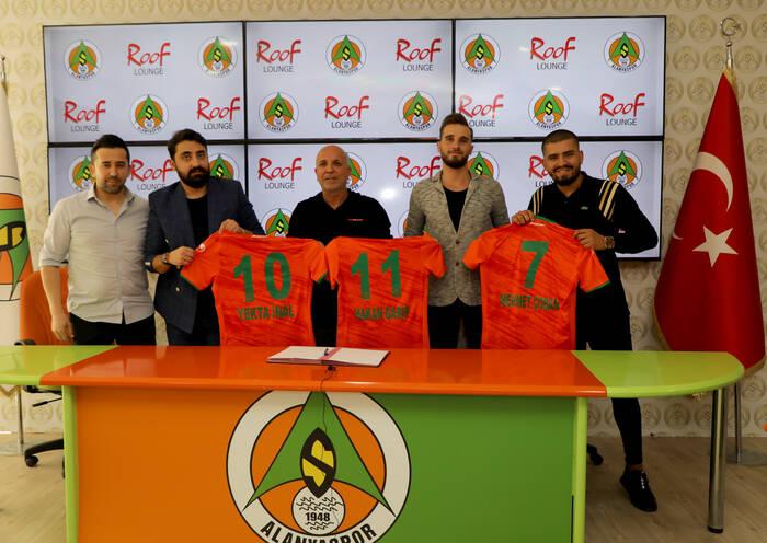 Alanyaspor'a yeni sponsorluk