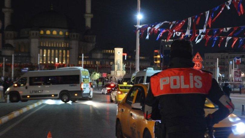 İstanbul'da aranan 405 şüpheli yakalandı