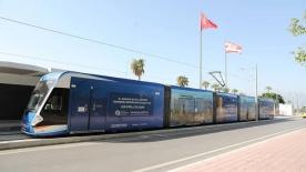 3. Etap Raylı Sistem yolcu taşımaya başlıyor; Yeni raylı sistem hattı bir hafta ücretsiz olacak