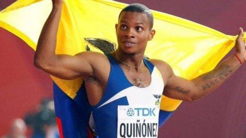 Ekvadorlu atlet Alex Quinonez, ülkesinde silahla vurularak öldürüldü