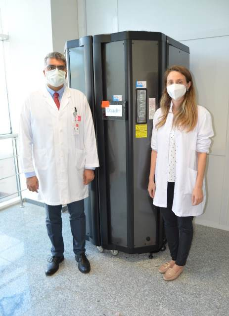Alanya Eğitim ve Araştırma Hastanesi'nde sedef hastalığı ve diğer cildiye hastalıklarına yönelik olarak Puva tedavisi uygulanmaya başlandı
