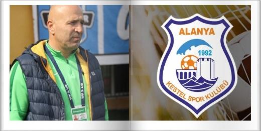 Alanya Kestelspor Teknik Direktörü Galip Gündoğdu istifa etti