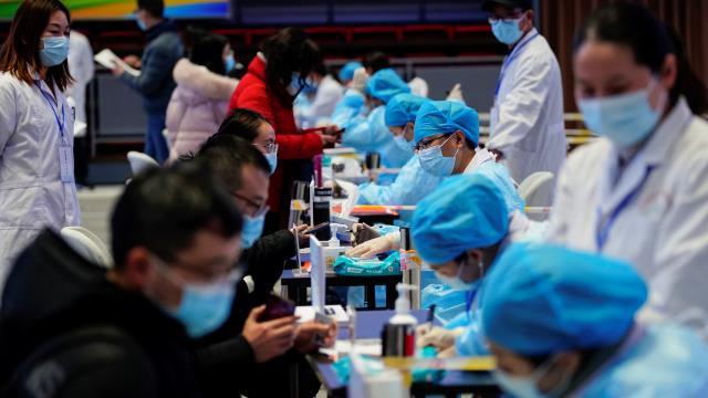Çin'in Yeni Planı Hakkında Çarpıcı Rapor; Yapılan koronavirüs testleriyle küresel genetik veri tabanı oluşturuyorlar