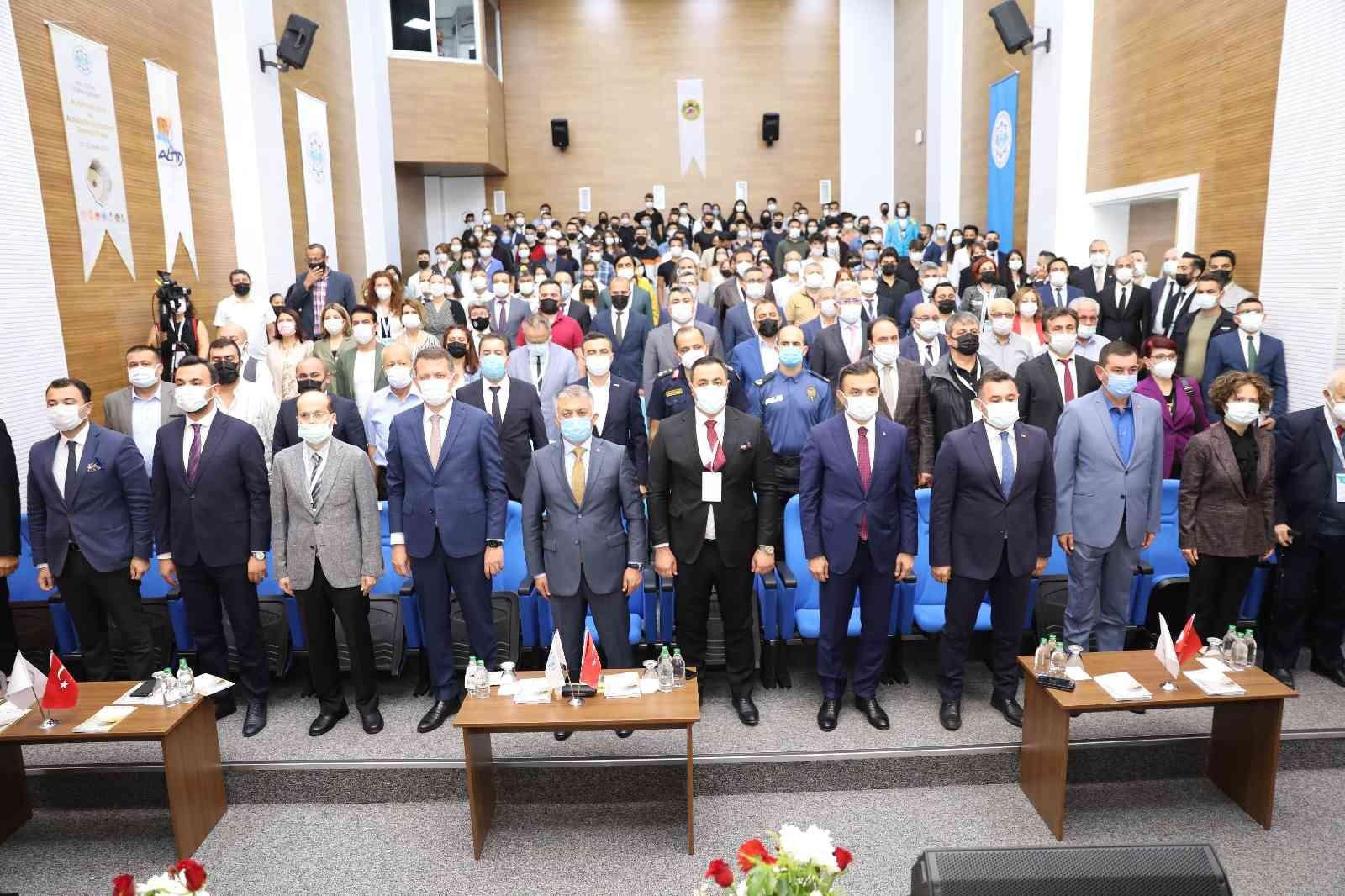 Cumhurbaşkanı Erdoğan'dan ALKÜ'ye Teşekkür Ve Destek Konuşması