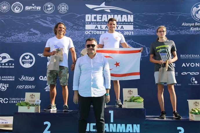 Oceanman Türkiye 2021 yarışları tamamlandı