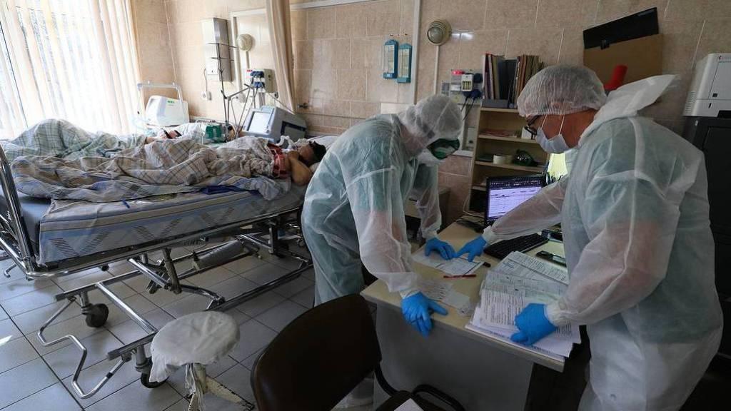 Rusya'da iki gündür can kaybı rekor düzeyde