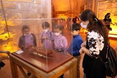 """Çocuklar Kızılkule'yi """"Yaman ve Bal"""" ile keşfetti"""